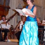 Concert (église du château de Sainte-Ménehould , France- VII. 2013)